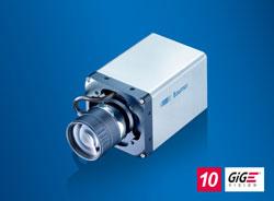 Les caméras 10 GigE de la série LX avec assistance Liquid Lens et de nouvelles fonctions
