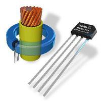 Capteur à effet Hall rapide et programmable, pour applications de détection rapide de courant