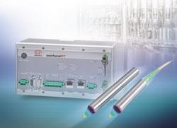 Nouveau : Capteur confocal compact avec haute précision pour les applications OEM