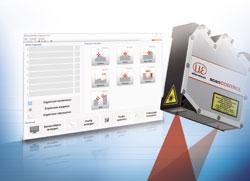 Désormais, le logiciel scanner laser permet des mesures de fente