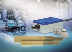 Système de mesure capacitif pour les applications industrielles