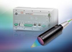 confocalDT IFS2405-6 : Mesure précise à une distance de sécurité