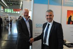 Détecteurs de gaz SGX: Pewatron et SGX signent un contrat de distribution européen