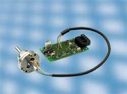 FCX-MP1000-Extern-FH-CH: capteur d'oxygène pour plage ppm