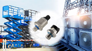Sensata Technologies présente ses capteurs de pression hermétiques de haute précision pour applications industrielles