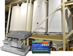 Les capteurs de force, les modules de pesage et l'électronique de Zemic utilisés pour le pesage des silos